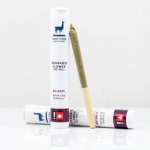 Balance - Cannabis Pre-Roll | East Fork Cultivars | Green Box