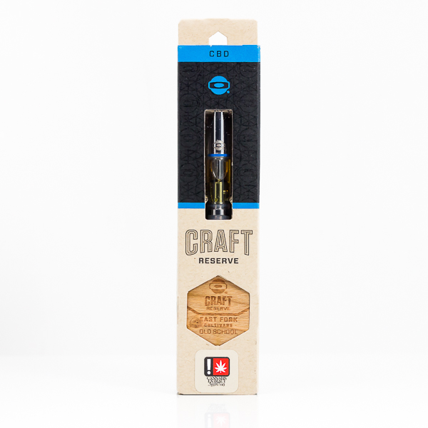 Old School Craft Reserve  5g Vape Cartridge
