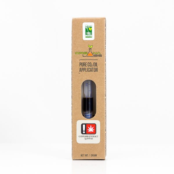 organa labs pure c02 oil applicator east fork cultivars harle tsu | Green Box