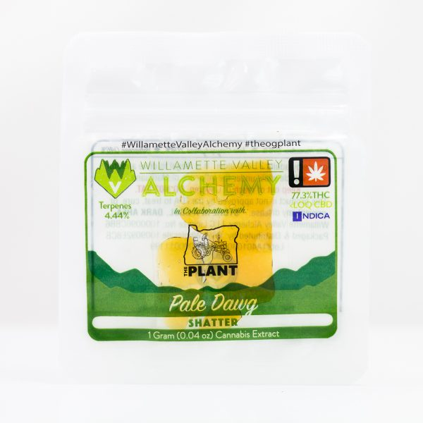 Pale Dawg Shatter by WVA | Green Box