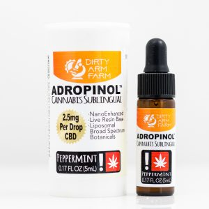 Adropinol CBD by Dirty Arm Farm | Green Box
