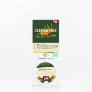 Clementine Sauce Plus Pax Pod | Green Box