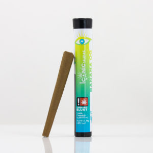 BananaOG Blunt by Ripped City Gardens | Green Box